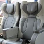 Super VIP Coach - 30 Seater (Close-up)